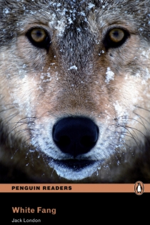 Portada del Penguin Readers 2: White Fang Book and MP3 Pack