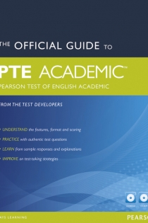 Portada del The Official Guide to the Pearson Test of English Academic New Edition Pack