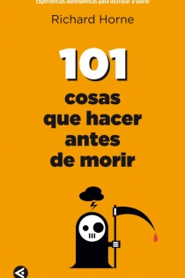Portada del 101 cosas que hacer antes de morir (101 things to do before you die)
