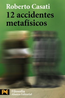 Portada del libro: 12 accidentes metafísicos