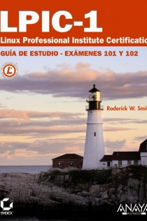 Portada del LPIC-1. Linux Professional Institute Certification
