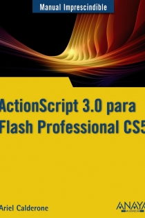 Portada del ActionScript 3.0 para Flash Professional CS5