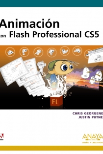 Portada del Animación con Flash Professional CS5