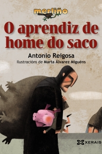 Portada del O aprendiz de home do saco