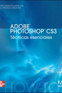 Portada del libro: Adobe Photoshop CS3